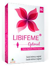 Óvulos Vaginais Regenerativos pH Vaginal - Libifeme Optimal 5 un