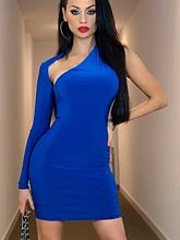 Vestido Nadia - Azul