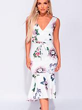 Vestido Flora - Branco