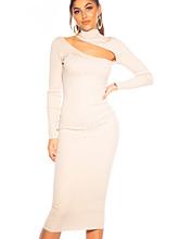 Lindsey Dress - Beige